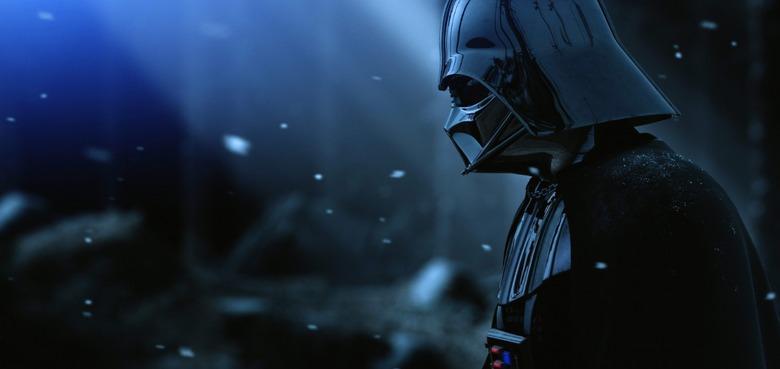 David Goyer's Darth Vader VR project