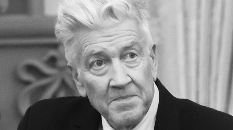 David Lynch Black and White