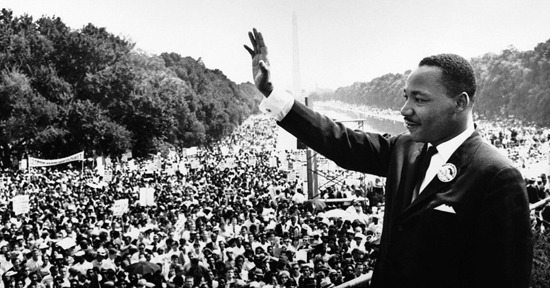 Martin Luther King Jr miniseries