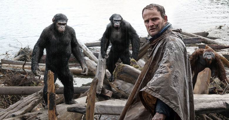 Dawn of the Planet of the Apes featurette