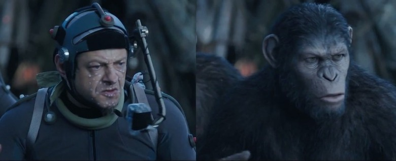 Dawn of the Planet of the Apes Performance Capture