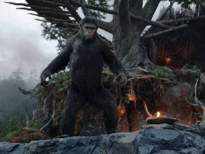 Dawn of the Planet of the Apes Viral Videos