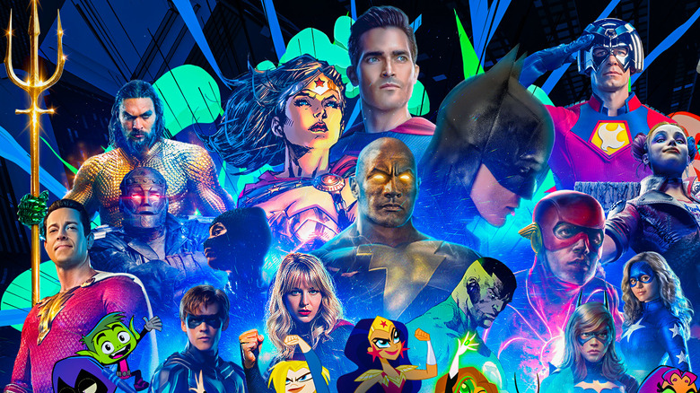 DC FanDome 2021: All The Movies, TV Shows, And More We Can Expect To See