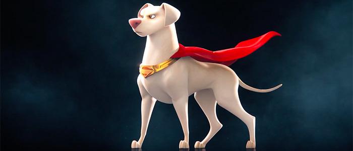DC League of Super-Pets Cast Announcement Teaser