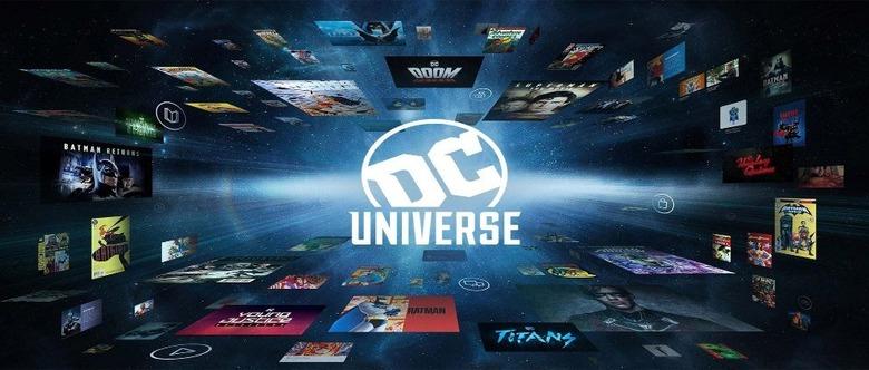dc universe comic books