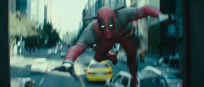 Deadpool 2 clip
