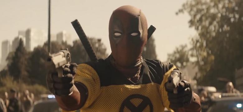 Deadpool 2 New Scenes