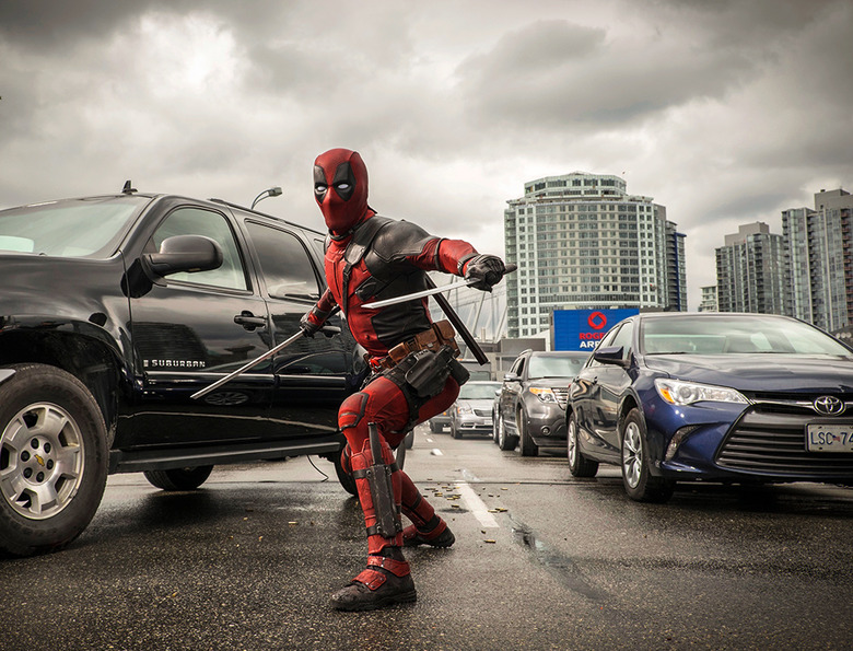 Deadpool red-band trailer