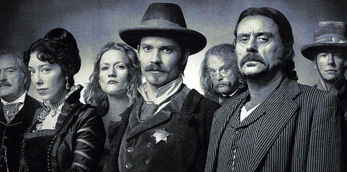 Deadwood movie talks