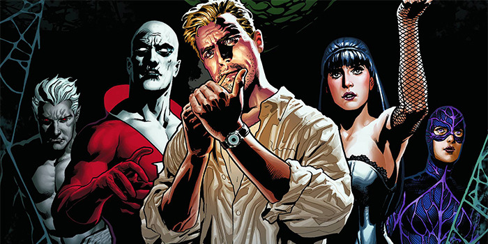 del Toro off Justice League Dark
