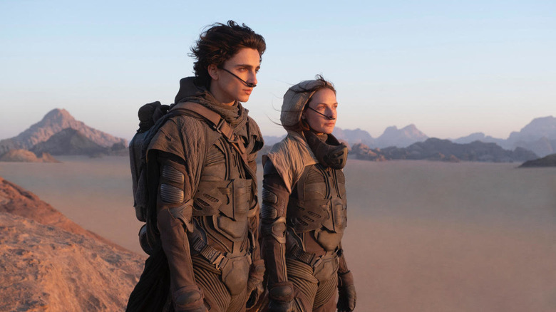 Denis Villeneuve Wanted To Film Two Dune Movies Back To Back, But That Plan Got Axed