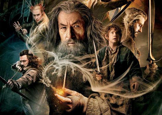 Desolation Of Smaug extended edition