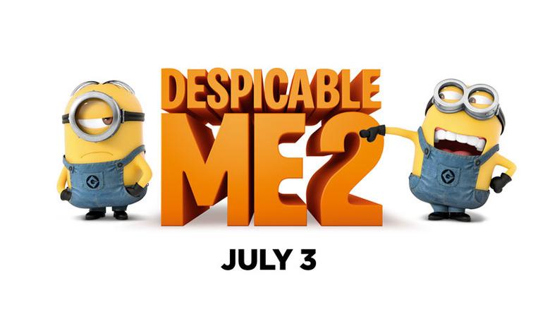 Despicable Me 2 header