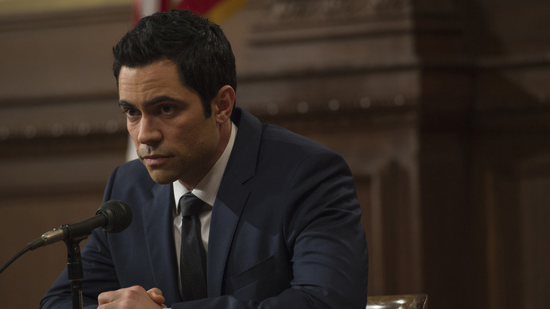 Detective Nick Amaro Is Returning To Law & Order: SVU For The 500th Episode