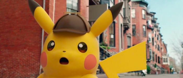 Detective Pikachu movie