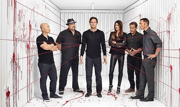 Dexter Season 8 header