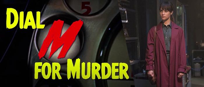 Dial M For Murder TV