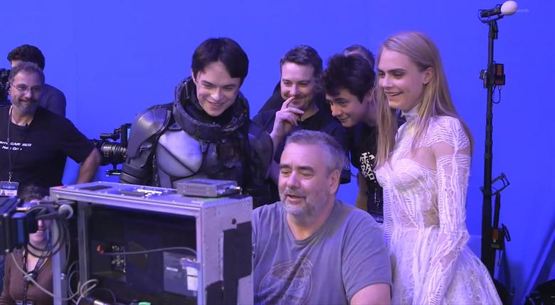 Luc Besson interview