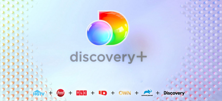 Discovery Streaming Service