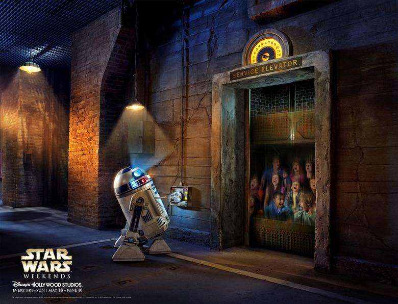 Disney Star Wars Weekend 2012 7