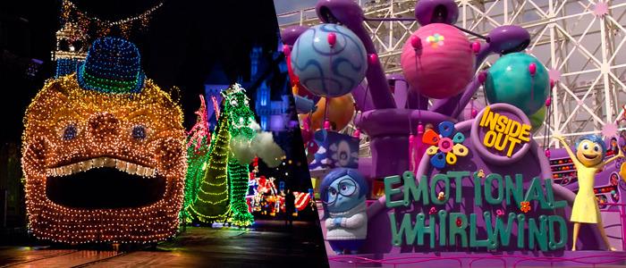 Disney park updates