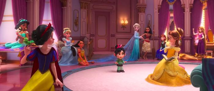 Disney Princess spin-off movie