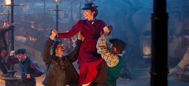 mary poppins returns songs