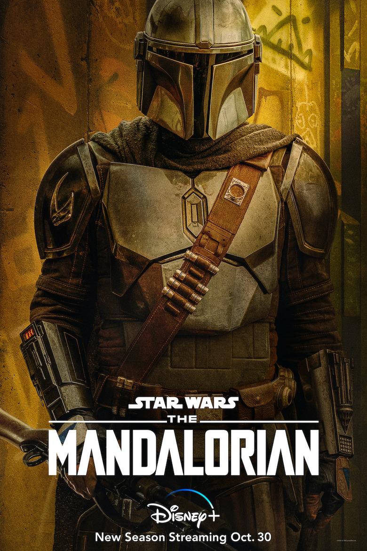 the mandalorian season 2 character posters