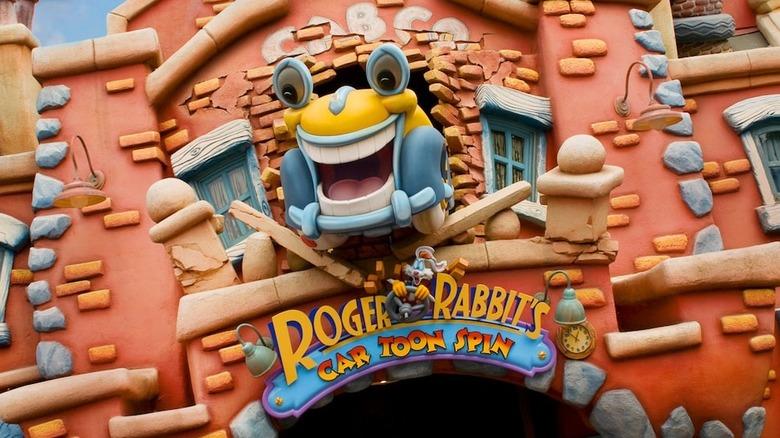 Disneyland Ride Roger Rabbit s Car Toon Spin Is Getting An Overhaul