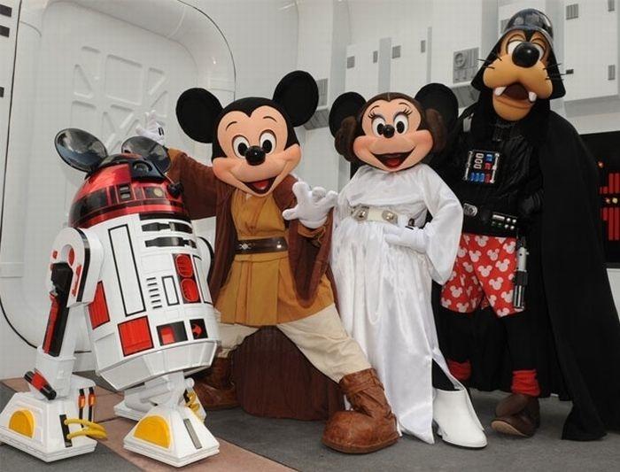 Star Wars vs. Disney