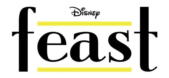 Disney's Feast logo - animated short film