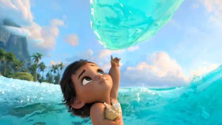 Moana international trailer