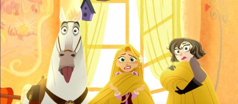 Disney's Tangled: The Series Trailer