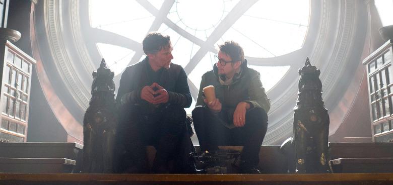 Doctor Strange 2 Director - Scott Derrickson