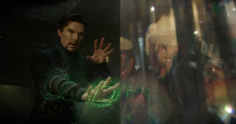 Doctor Strange Guardians of the Galaxy Connection - Benedict Cumberbatch