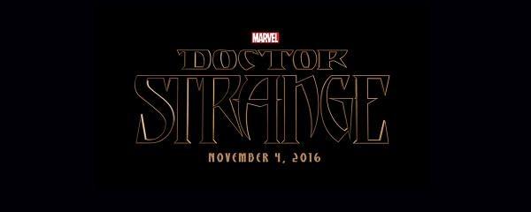 Doctor Strange logo Official