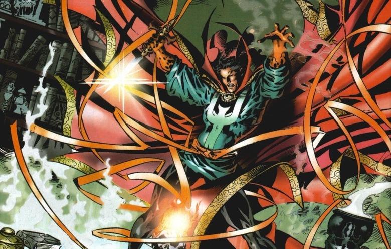 Doctor Strange supernatural