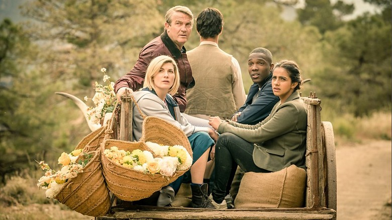 doctor who demons of the punjab review