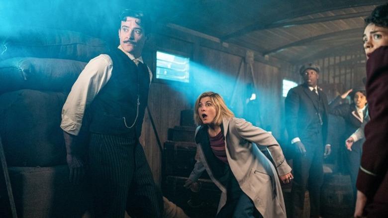 doctor who nikola tesla's night of terror review