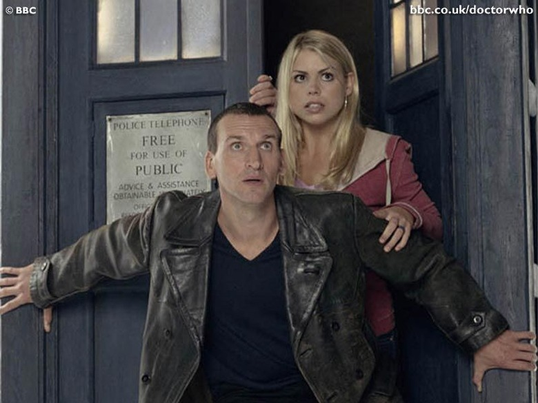 doctor who rose prequel