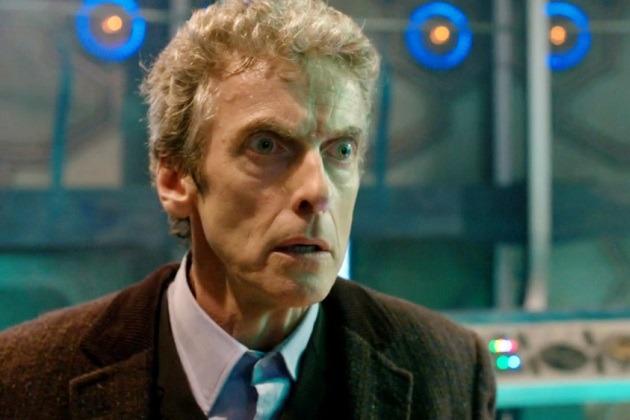 Doctor Who season 8 premiere