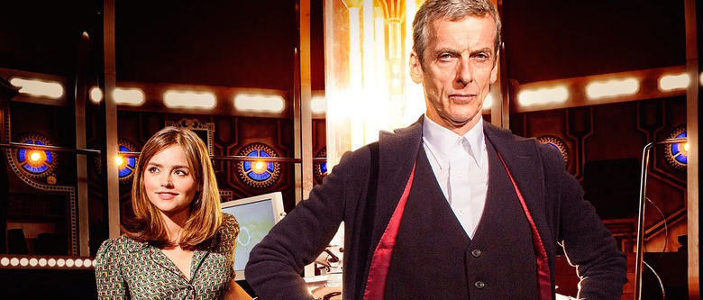 Doctor Who TCA update