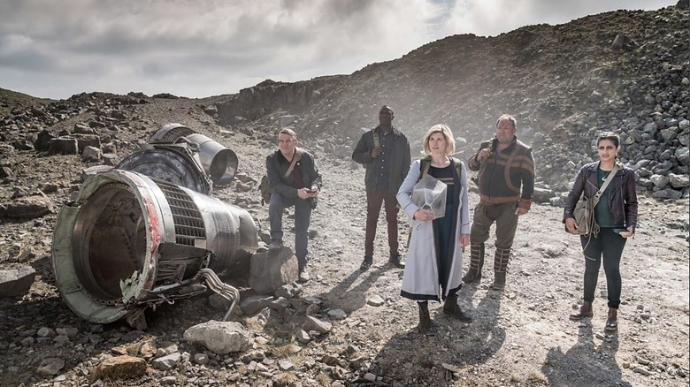 doctor who the battle of ranskoor av kolos review