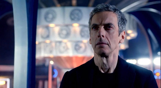 doctor who trailer Peter Capaldi
