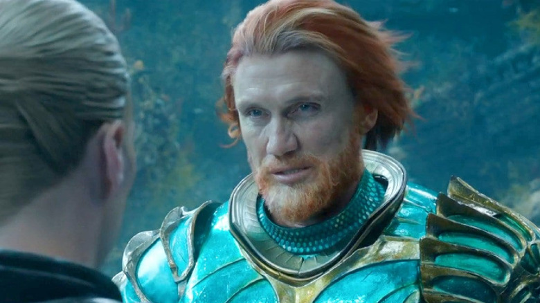 Dolph Lundgren Is Back In Tights On The Set Of Aquaman And The Lost Kingdom