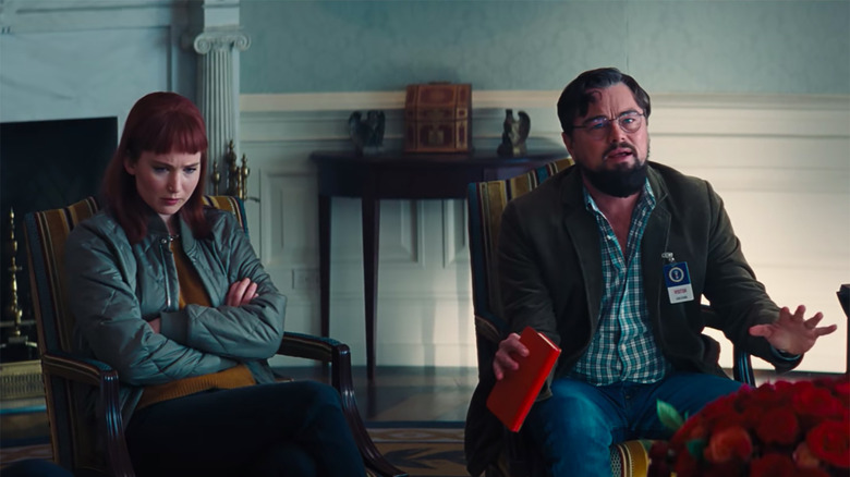 Don t Look Up Trailer: Leonardo DiCaprio And Jennifer Lawrence Try To Warn Us About The End Of The World