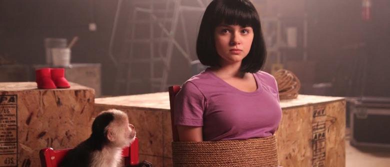 Dora the Explorer live-action movie