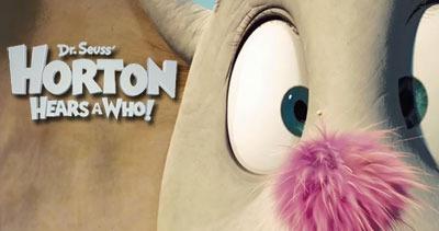Dr. Seuss' Horton Hears a Who Movie Trailer