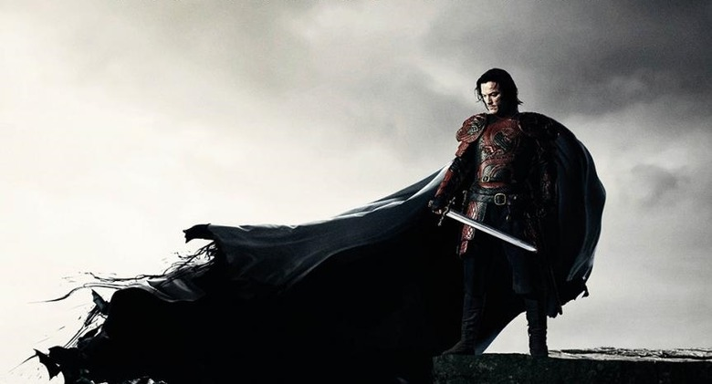 Dracula Untold poster header