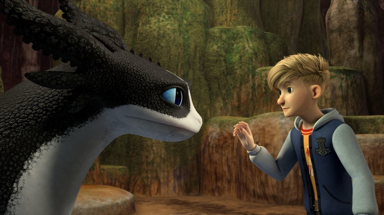 Dragons: The Nine Realms Teaser: How To Train Your Dragon Gets A Modern-Day Sequel Series